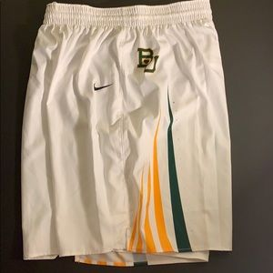 New Nike Baylor Bears Women's Basketball Shorts